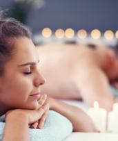 Spa Package for Two People: 90 ($129) or 120 Minutes ($199) at Luxe on Kensington (Up to $515 Value)