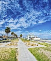 St Kilda: One or Two Nights for Two People with Late Check-Out and Wine at Rydges St Kilda