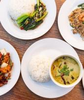 Thai Lunch with Soft Drink Each for One ($9) or Two People ($18) at Irin Thai Food (Up to $37 Value)