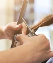 Wash, Cut and Style ($55) with Half- ($85) or Full-Head Foils ($109) at Ezra Hair Studio (Up to $255 Value)
