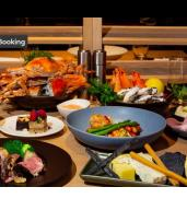 Award-Winning Signature Seafood Table on Darling Harbour