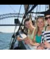 Sydney Harbour Tall Ship Cruises with Food and Drinks