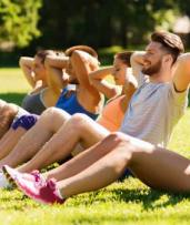 One-Month Unlimited Outdoor Training Classes - Two Locations