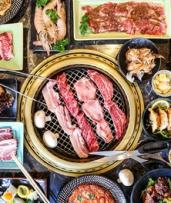 AYCE BBQ Buffet: Lunch for 2 ($69), 4 ($138), 6 ($207), Dinner for 2 ($98), 4 ($196), 6 Ppl ($294), Yakiniku Gyuzou BBQ