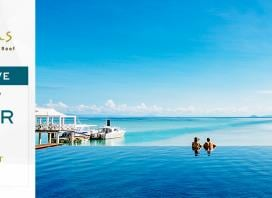 5 Nights on The Great Barrier Reef's Most Exclusive Private Island Resort