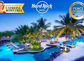 ICONIC Hard Rock Hotel Bali is Back