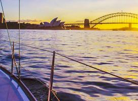 Sailing Tour of Sydney Harbour Starting from Just $45 for One Person, or Enjoy a Private Yacht Hire for up to 10 People for Only $399 (Valued Up To $625)