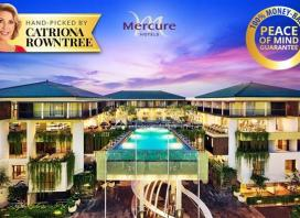 7 Nights at Mercure Bali Legian