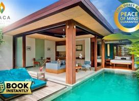 5-Star Multi Award-Winning Bali Pool Villa in Seminyak