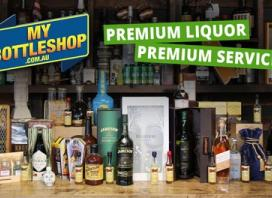 $5 for $50 to Spend Online on Spirits, Beer, Wine & Collectible Beverages at MyBottleShop - Min Spend $149