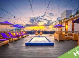 ✈ Bali: From $669 Per Person for 7-Night 4* Tropical Getaway with Flights, Breakfast, and Cocktails at Horison Seminyak