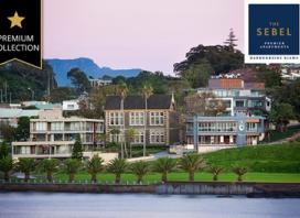 Kiama: 1- to 3- Night Escape for Up to Two with Breakfast and Welcome Drinks at Sebel Harbourside Kiama