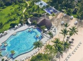 Tropical Outrigger Escape with Exclusive Club Access