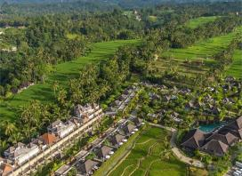Five-Star Ubud Hideaway with 24-Hour Butler Service