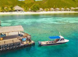 Tropical Escape on Seraya Island, Flores with Daily Dining