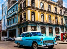Colourful Cuba: An 10-Day Tour with International Flights and Traditional Cuban B&B Accommodation