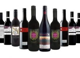 Mixed Red, White or Combination Wines from All Over Australia