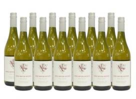 12 Bottles of 2016 Chardonnay Cuvée Sauvage, Delivered