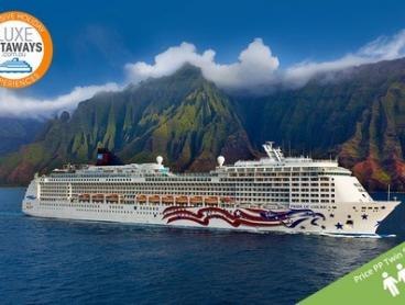 Hawaii: From $2,299 Per Person for a 7-Night Pride of America Island Cruise + 2-Night Stay at Sheraton Princess Kaiulani