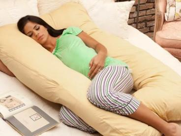 $59 for a Cotton Maternity Support Cushion