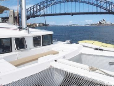 $1,099 for a 4-Hour Luxury Catamaran Cruise on Sydney Harbour for 33 People Aboard 'Hestia' (Up to $2,200 Value)