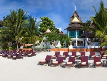 Thailand, Koh Samui: 2-5 Nights in a Superior Room with Breakfast + Welcome Drink at Dara Samui Beach Resort & Spa Villa