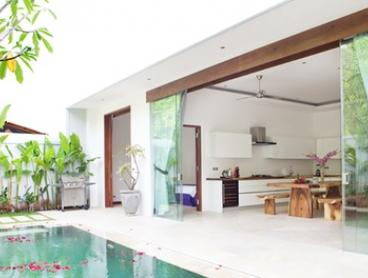 Bali: From $419 for a Private Pool Villa Stay for Four People with Breakfast and Airport Transfer at Violette Villas