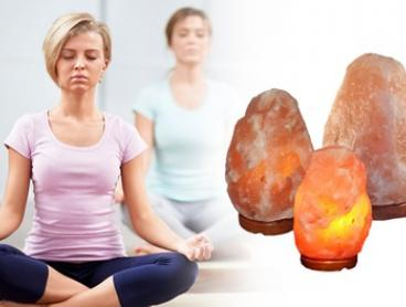 From $29 for a Himalayan Salt Lamp in Choice of Size