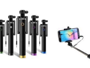 $15 for a Selfie Stick with Remote Shutter