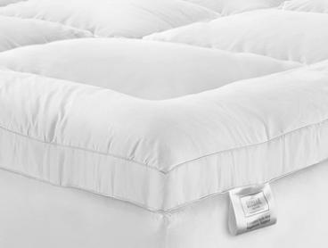1000GSM Memory Microfibre Mattress Topper: Single ($49), King Single ($59), Double ($69), Queen ($79) or King ($89)