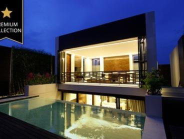 Bali: Up to Five Nights in a Waterfall Pool Villa for Two with Butler and Daily Breakfast at Equilibria Seminyak