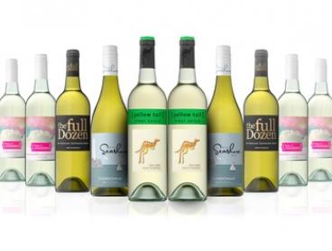 $59 for a mixed case of white wines including Yellow Tail (Don't Pay $189)