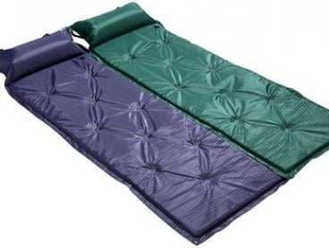$35 for a Self-Inflating Air Mat with Pillow