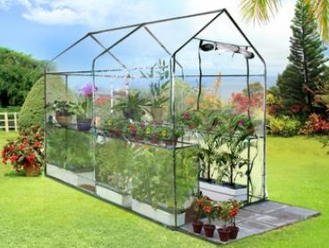 From $39 for an Outdoor Greenhouse with Cover