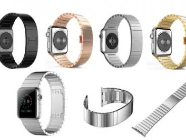 $39 for a Stainless Steel Band for Apple Watch