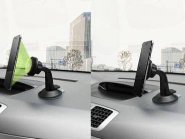 $12 for a 360° Magnetic Pivoting Car Phone Holder