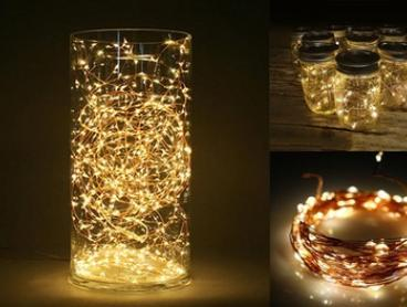 Decorative LED Seed Lights - Two-Pack ($19) or Four-Pack ($35)