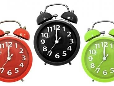 $14 for a Classic Twin Bell Alarm Clock