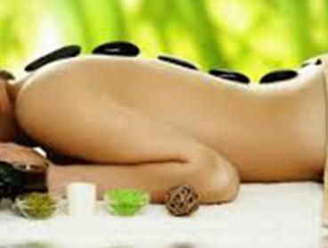 45 minute Hot Stone Massage in Cairns