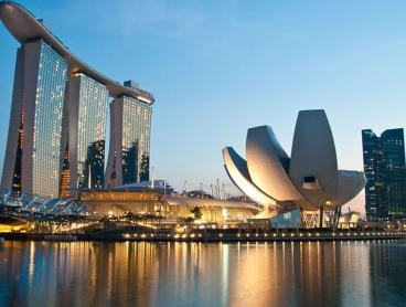 Save up to 55% on Singapore Hotels from just $54