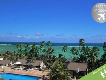 ✈ Fiji: From $969 Per Person for a Seven-Night Tropical Getaway with Flights and Breakfast at The Crows Nest Resort