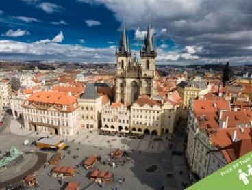 Central Europe: $1,499 Per Person for a Nine-Night Tour with Meals and Guide with Gate 1 Travel