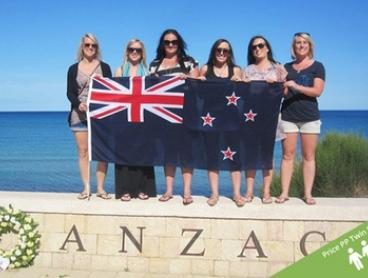 Turkey: $902 Per Person for a 10-Day ANZAC Tour with Accommodation, Meals and Cruise with Travel Talk
