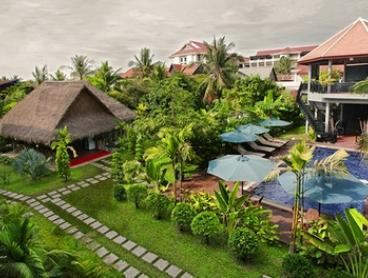 Cambodia, Siem Reap: Two, Three, or Four-Night Boutique Hotel Escape with Breakfast for Two at Reveal Angkor Boutique