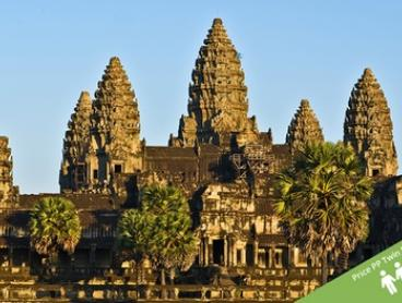 Cambodia: $575 Per Person for a Seven-Day Getaway with Meals, Guided Tours and Domestic Transport