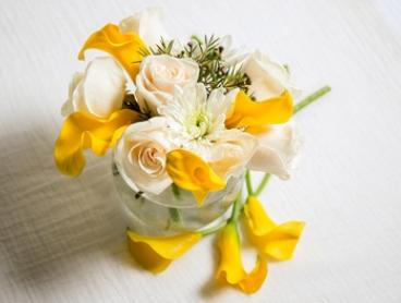 $80 to Spend on Flowers with Pick-Up ($35) or Delivery ($49) from Eleanor Bridal and Flowers (Up to $100 Value)