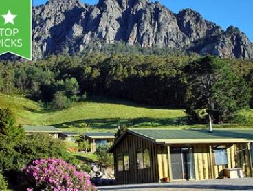 Tasmania: From $329 for a Three-Night Stay for Up to Two People in Any TasVillas Chain Property
