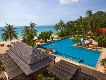 Thailand, Koh Samui: Two, Three, Five, or Seven-Night Stay with Daily Breakfast at New Star Beach Resort and Spa
