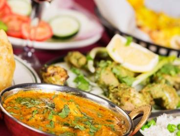 2-Course Indian Meal + Sides and Drinks for 2 ($29), 4 ($49) or 6 People ($69) at Indian Home Kitchen (Up to $204 Value)