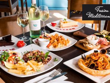 3-Course Seafood Dinner with Wine